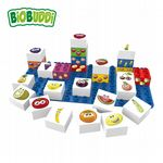 BiOBUDDi - Learning Food - Eco Friendly Block Set - 27 Blocks